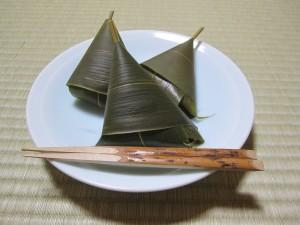 8月主菓子笹小巻