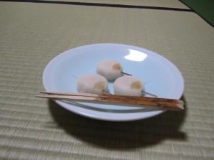 8月涼風主菓子