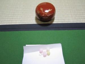 10月お干菓子金曜会