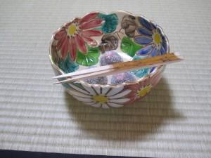 10月主菓子