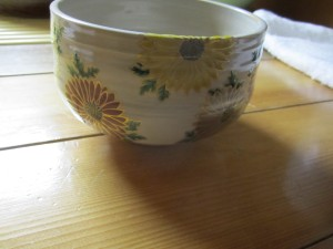 10月替え茶碗菊