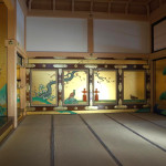 名古屋城本丸御殿・表書院一之間・上段之間