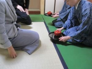 2015 11月金曜会お稽古