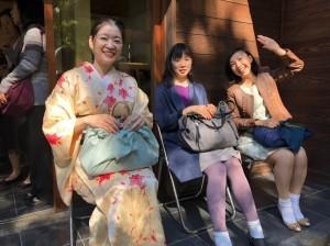 色金山歴史公園茶会